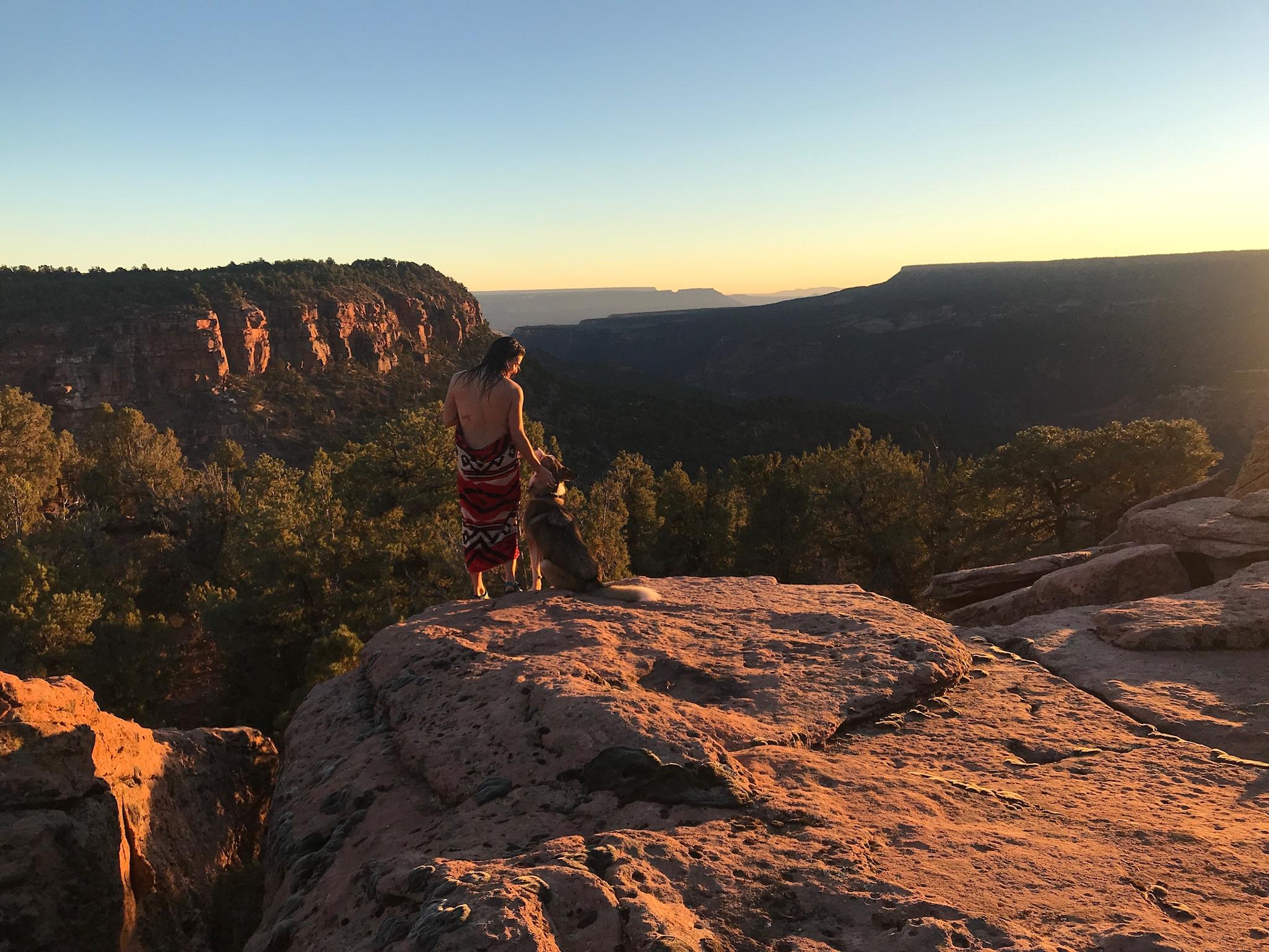 aaaand Sunset views