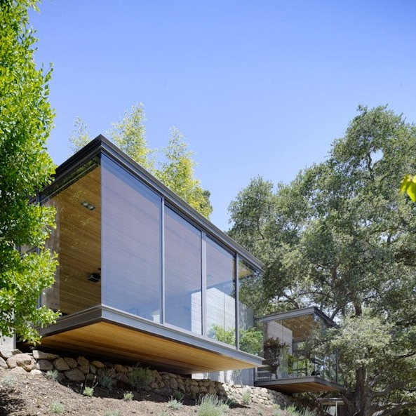 Tea Houses_Newman Steel Inc. Silicon Vally California Custom Home Build Structural Steel.jpg