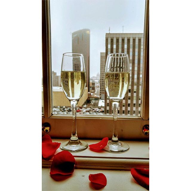 Getting ready for Valentine's Day  #love #celebrate #romance