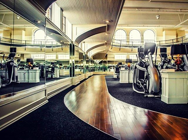 Hotel guests receive complimentary access to the 68,000 sq ft Saint Paul Athletic Club #hotel340 #healthyliving
