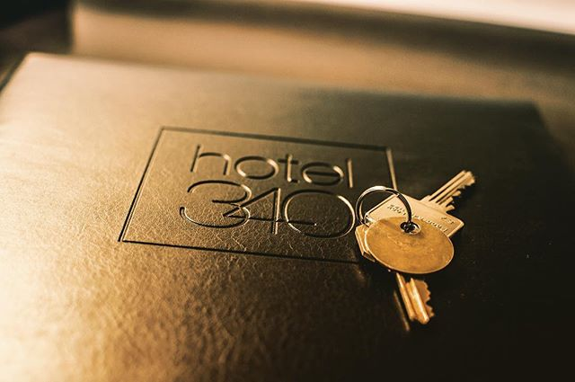 Modern amenities. Historic elegance. Relaxed luxury. #hotel340
