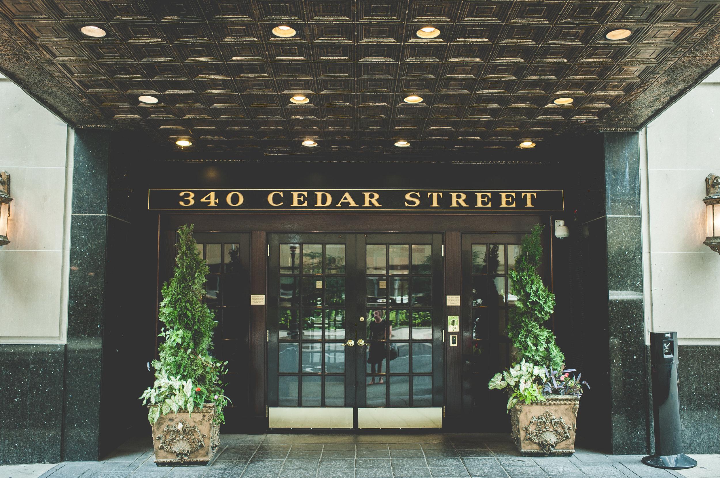 340 Cedar Street View
