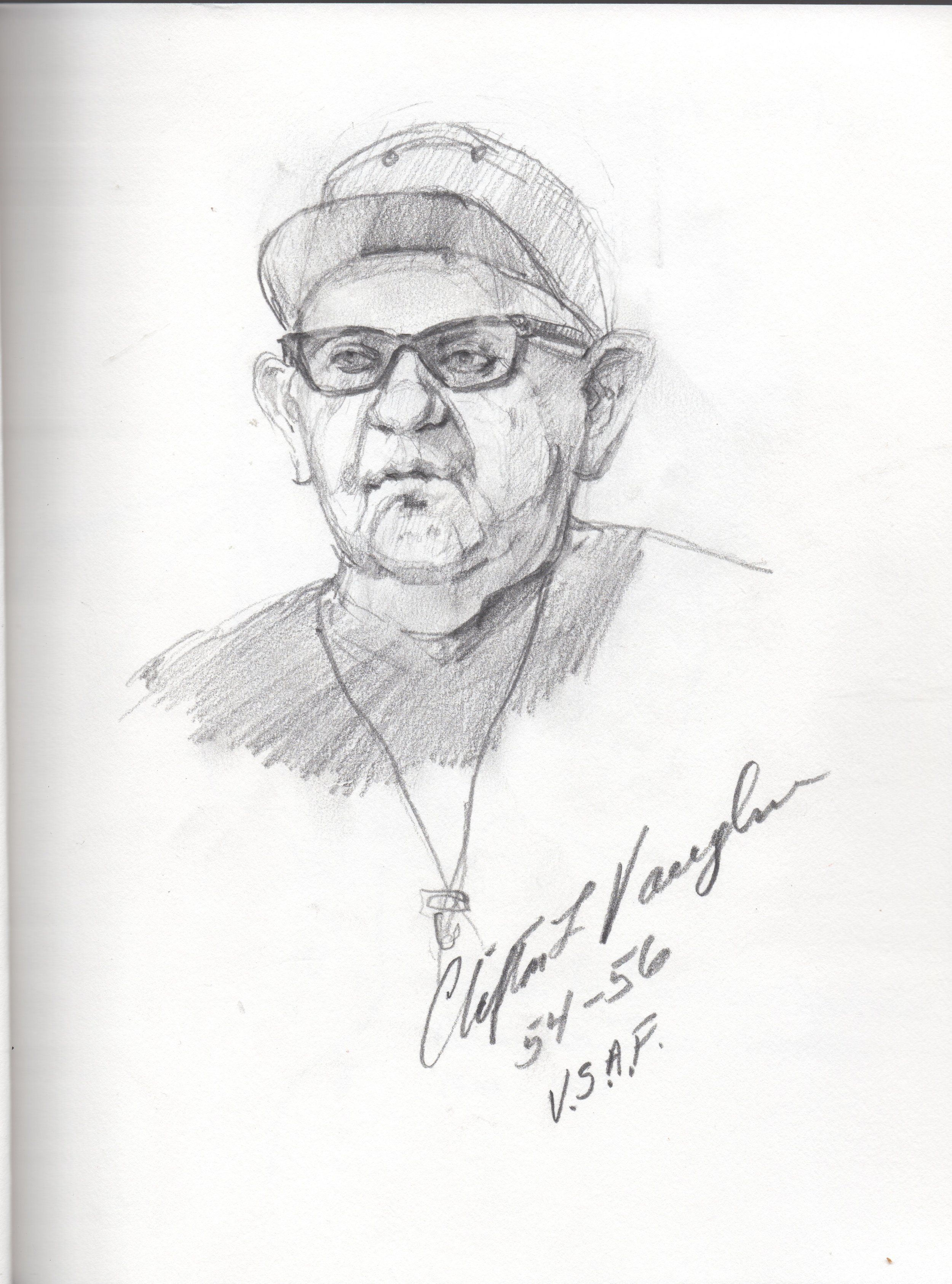 Clifton Vaughn