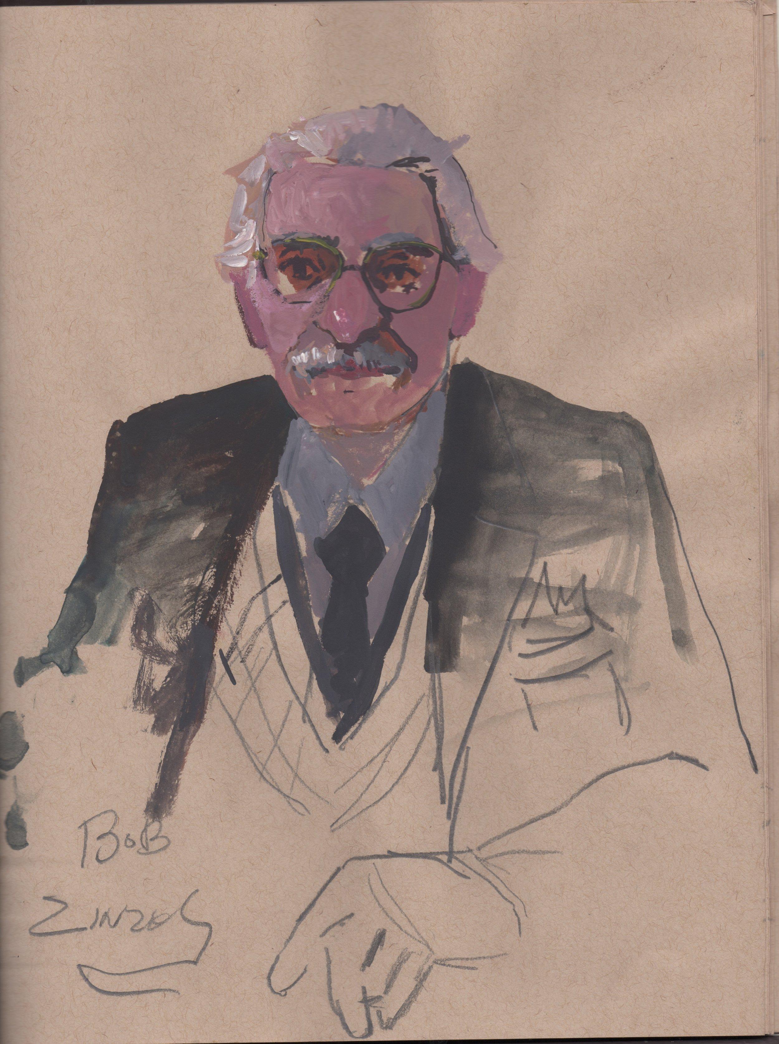Bob Zinzel