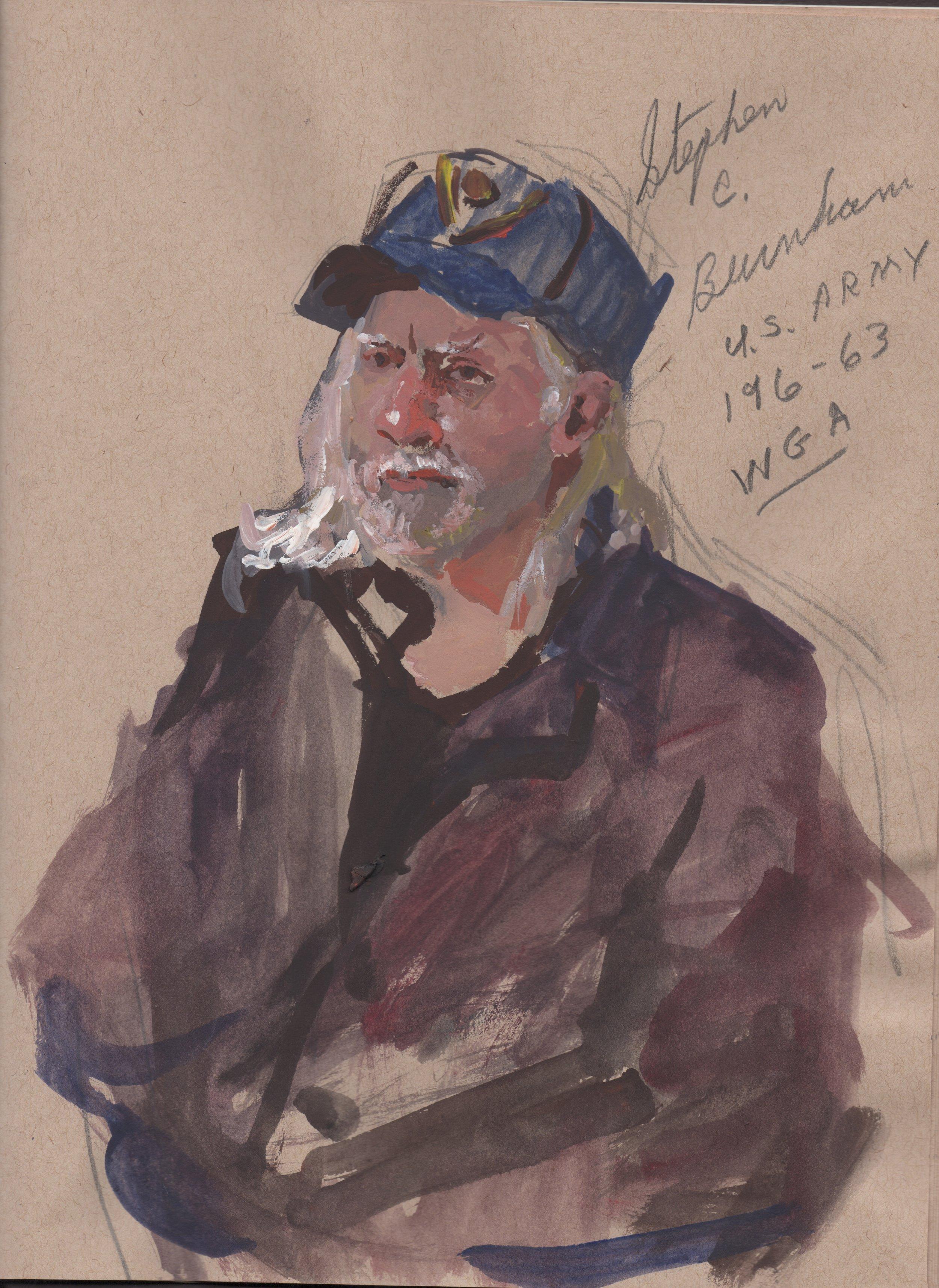 Stephen C. Burnham