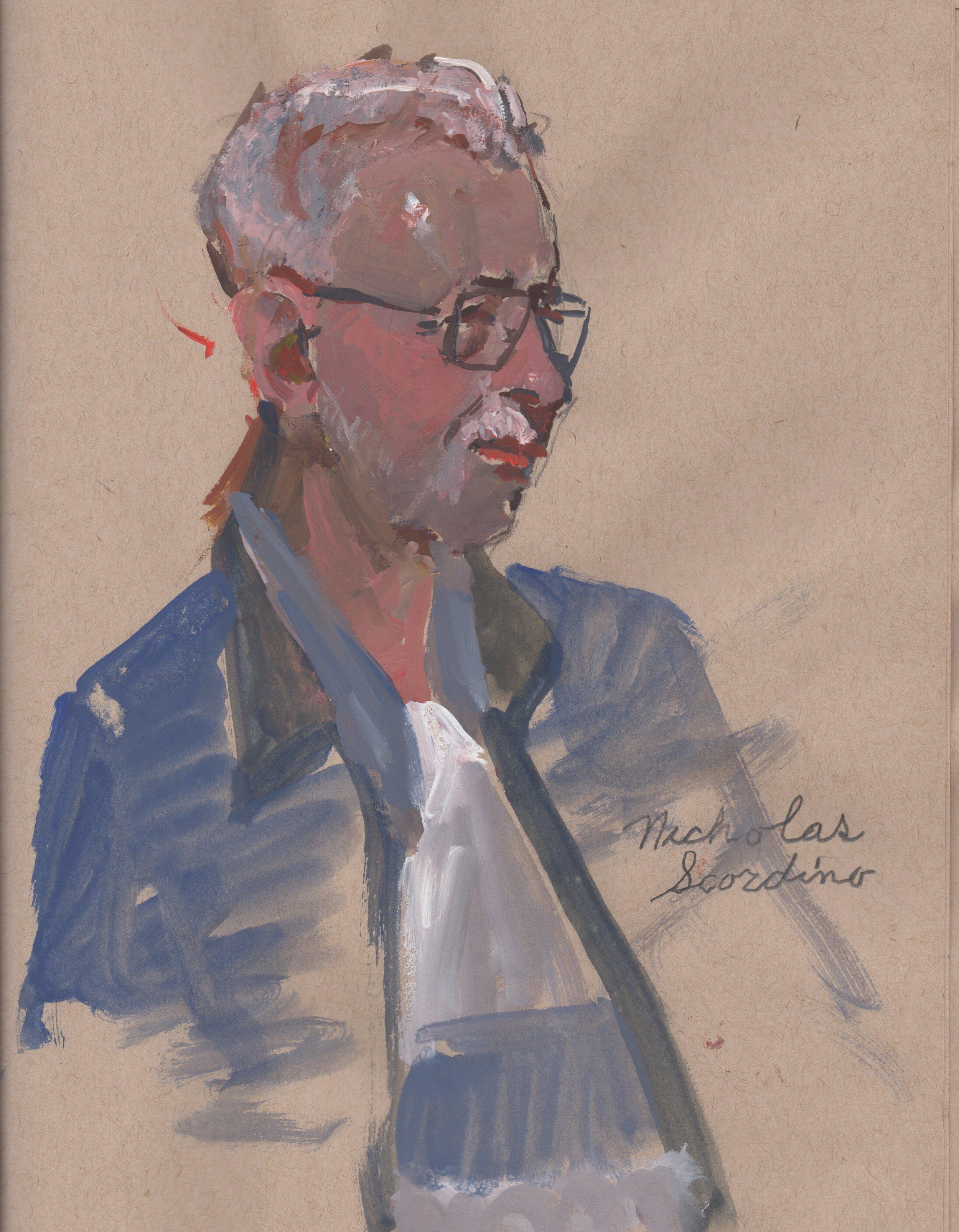 Nicholas Sordino