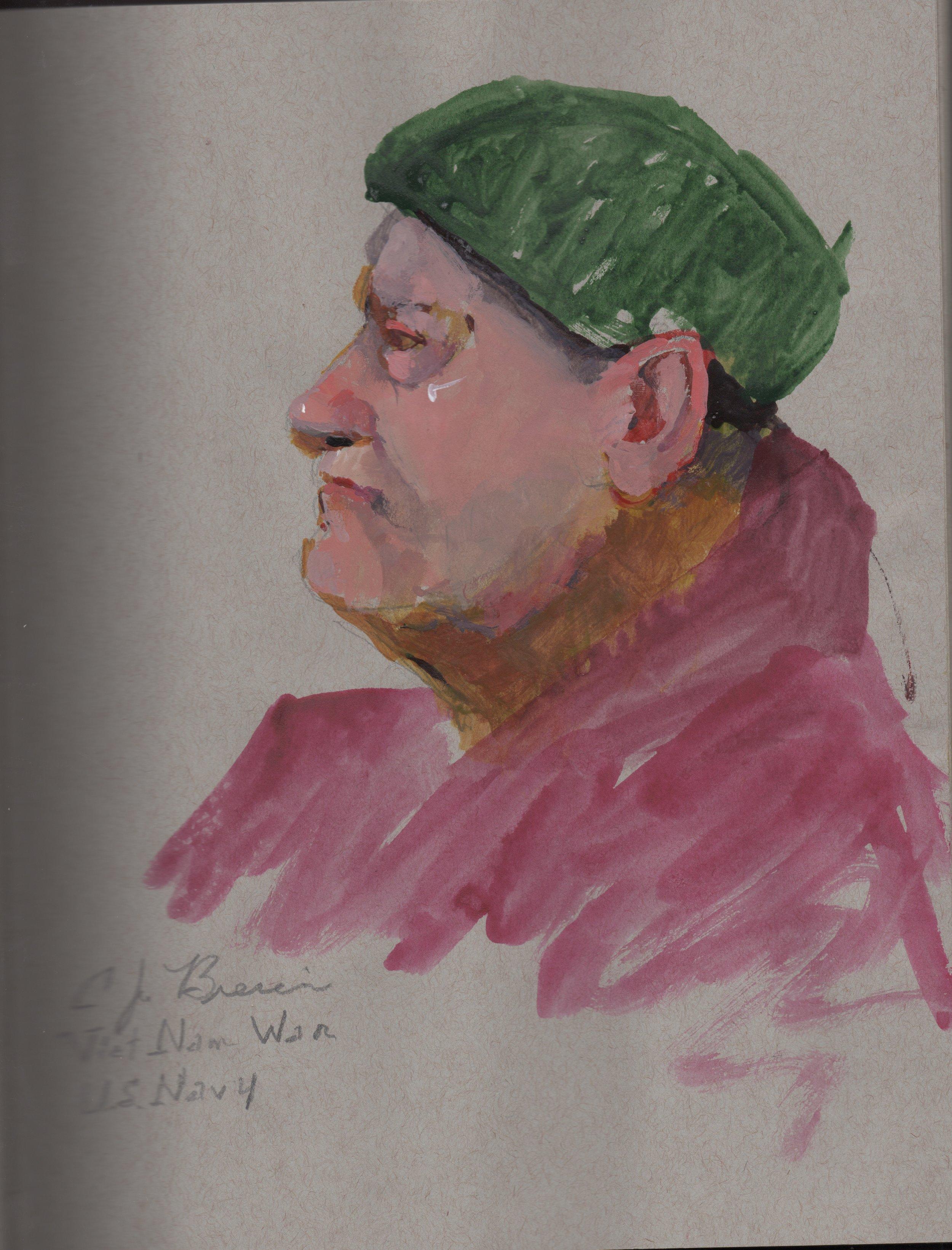Charles Breier ( Butzi)