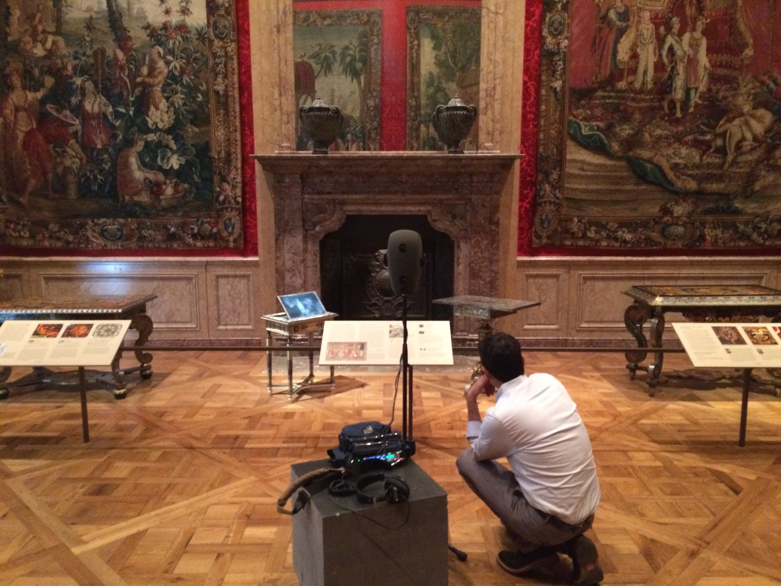 The J Paul Getty Museum - Creating Immersive Exhibit Experiences With Binaural Sound Design