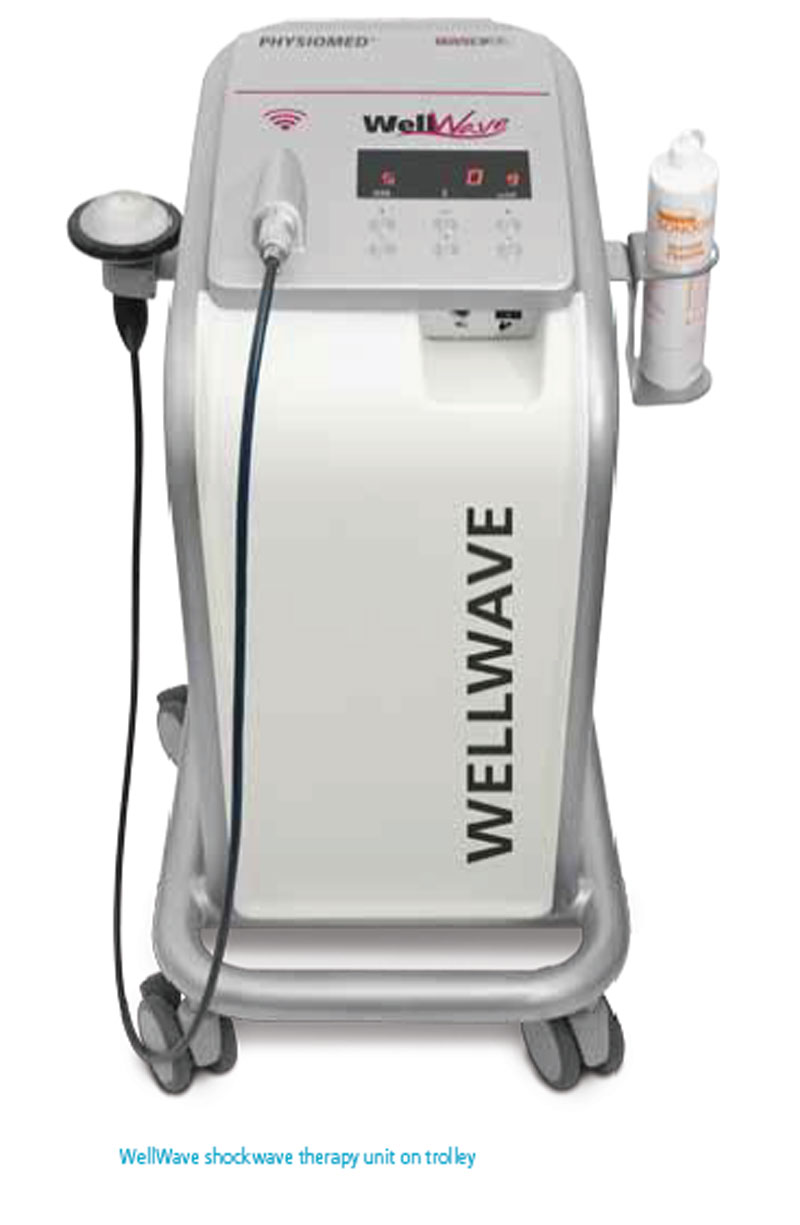 WellWave (ACT) Therapy: performed at ORS West Clinic, Total Joint & Aquatic Center and Holt Clinic.