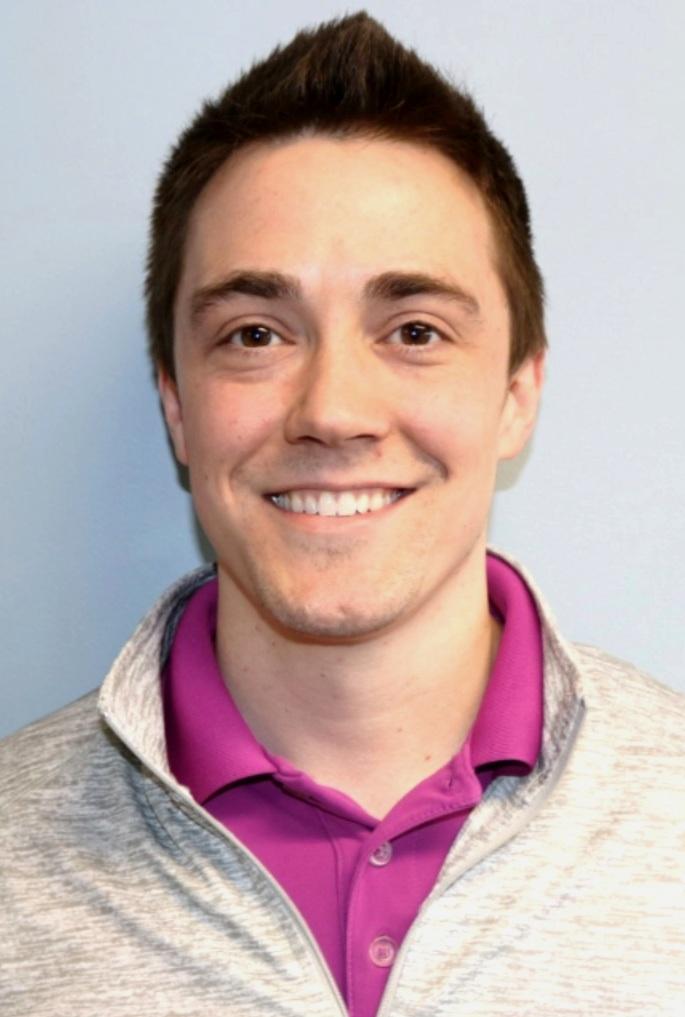 Michael Cox PT, DPT, Cert. DN   Clinic Director