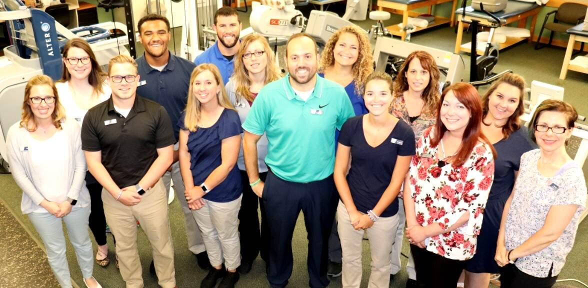 Our friendly, professional staff at ORS - East Clinic 206 Page Ave., Jackson, MI. Call us to start your physical therapy process today: 517-783-6670.