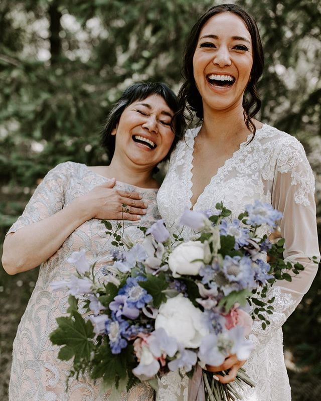 Without a doubt I'm THIS happy today. **IT'S MY BIRTHDAY!!** These two national treasures- Keikoanne & her mama Betty, were two of the first to send me well wishes & I could not adore them any more. Throughout the year when it's 9:21 (or 5:03, for that matter) it makes me smile. Do you do that for your birthday or area code o'clock too? Probably not. 😂