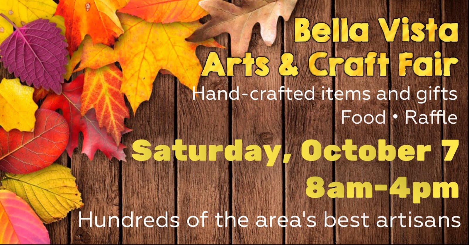 Bella vista Arts and crafts fair 2017.jpg