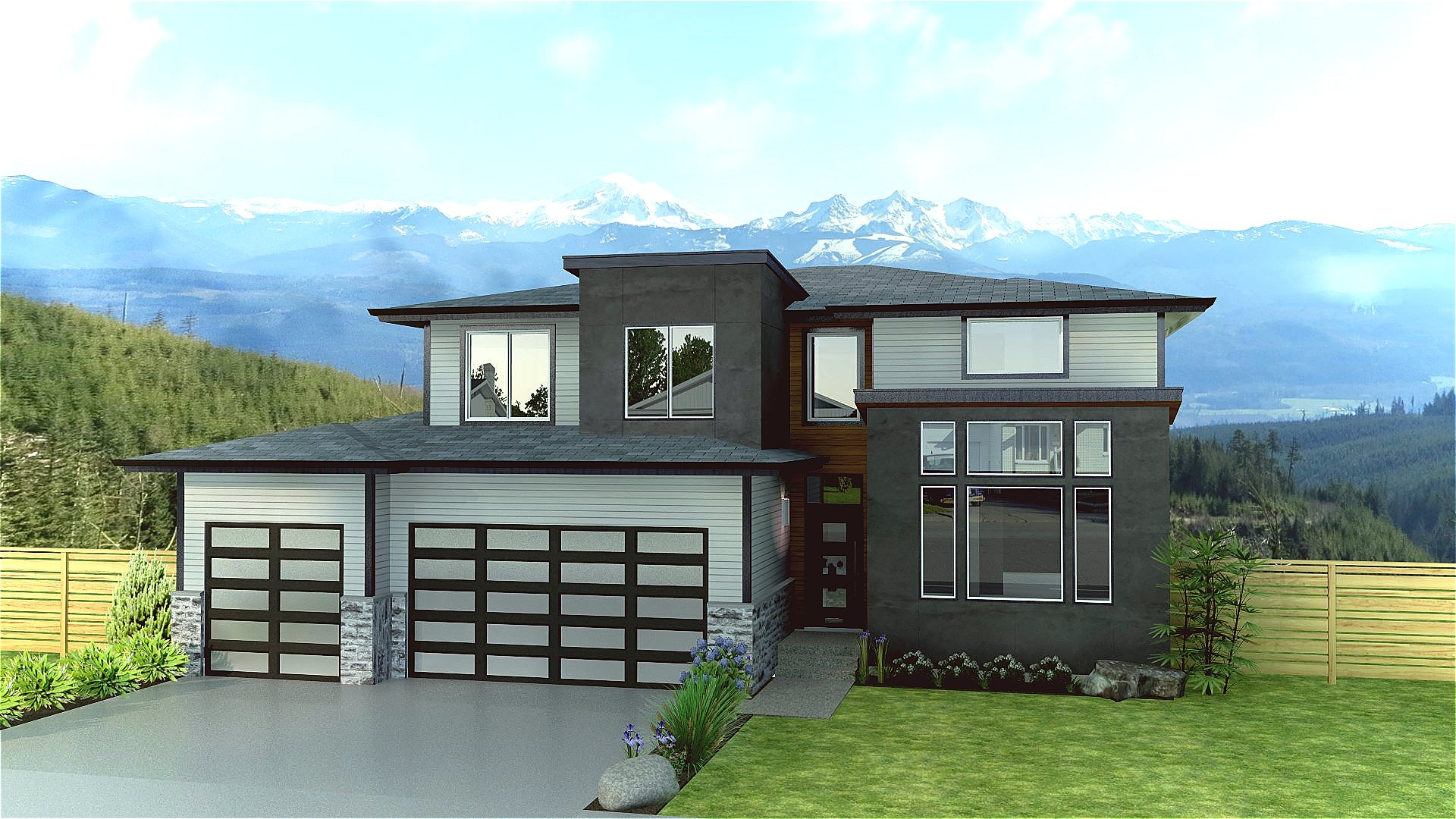 Custom Home Plans    &    Residential Design Services