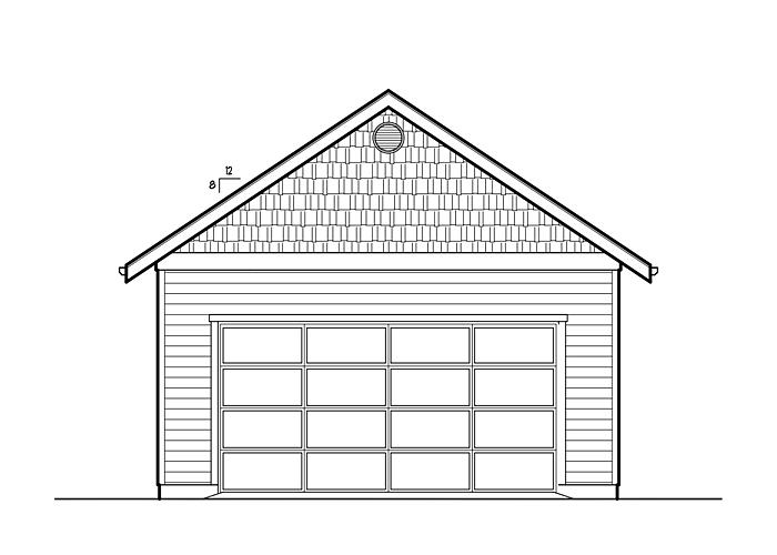 22x30 Garage - Garage Sq. Ft.: 660 Sq. Ft.Garage: 2 Car