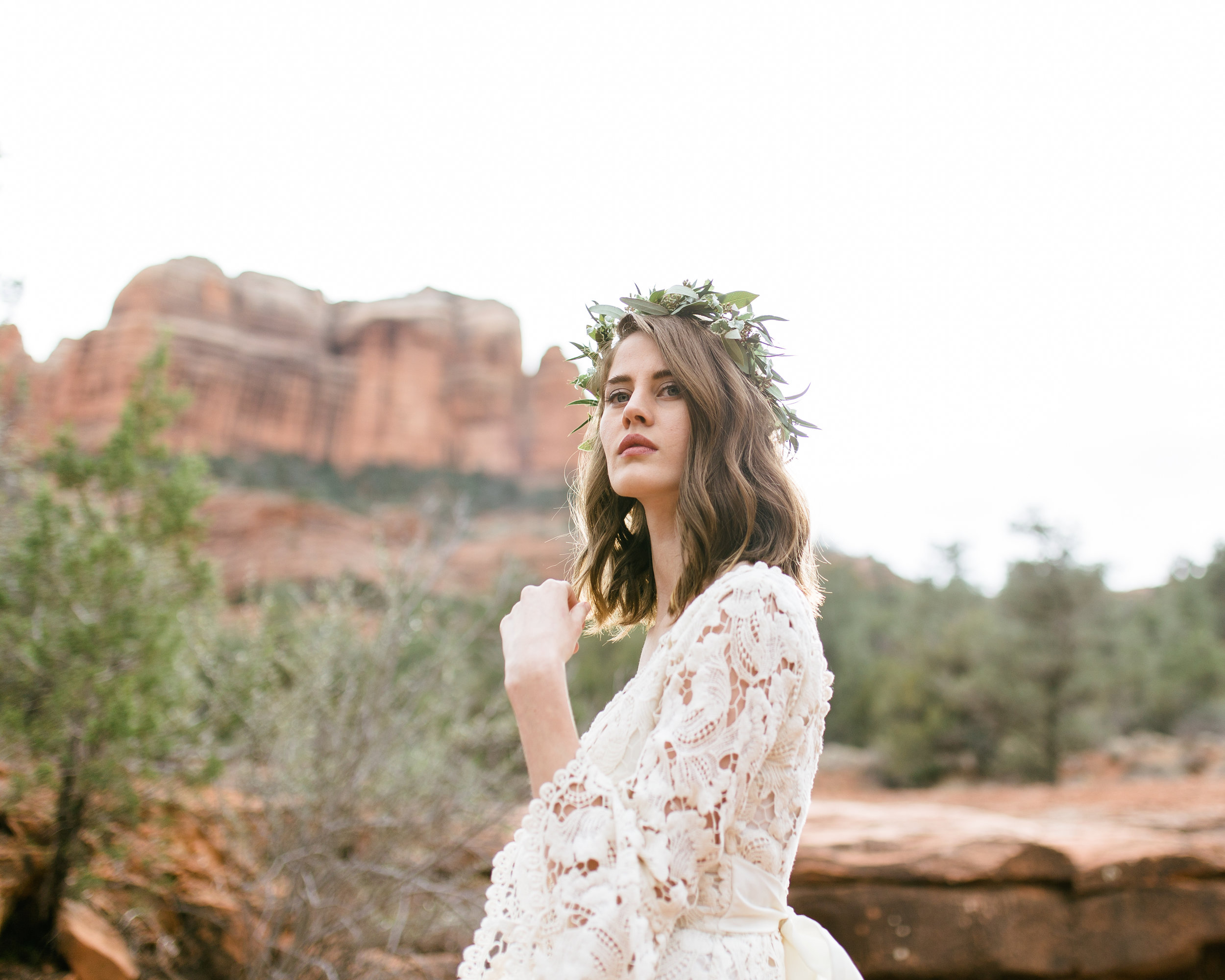 sedona elopement southern california photographer