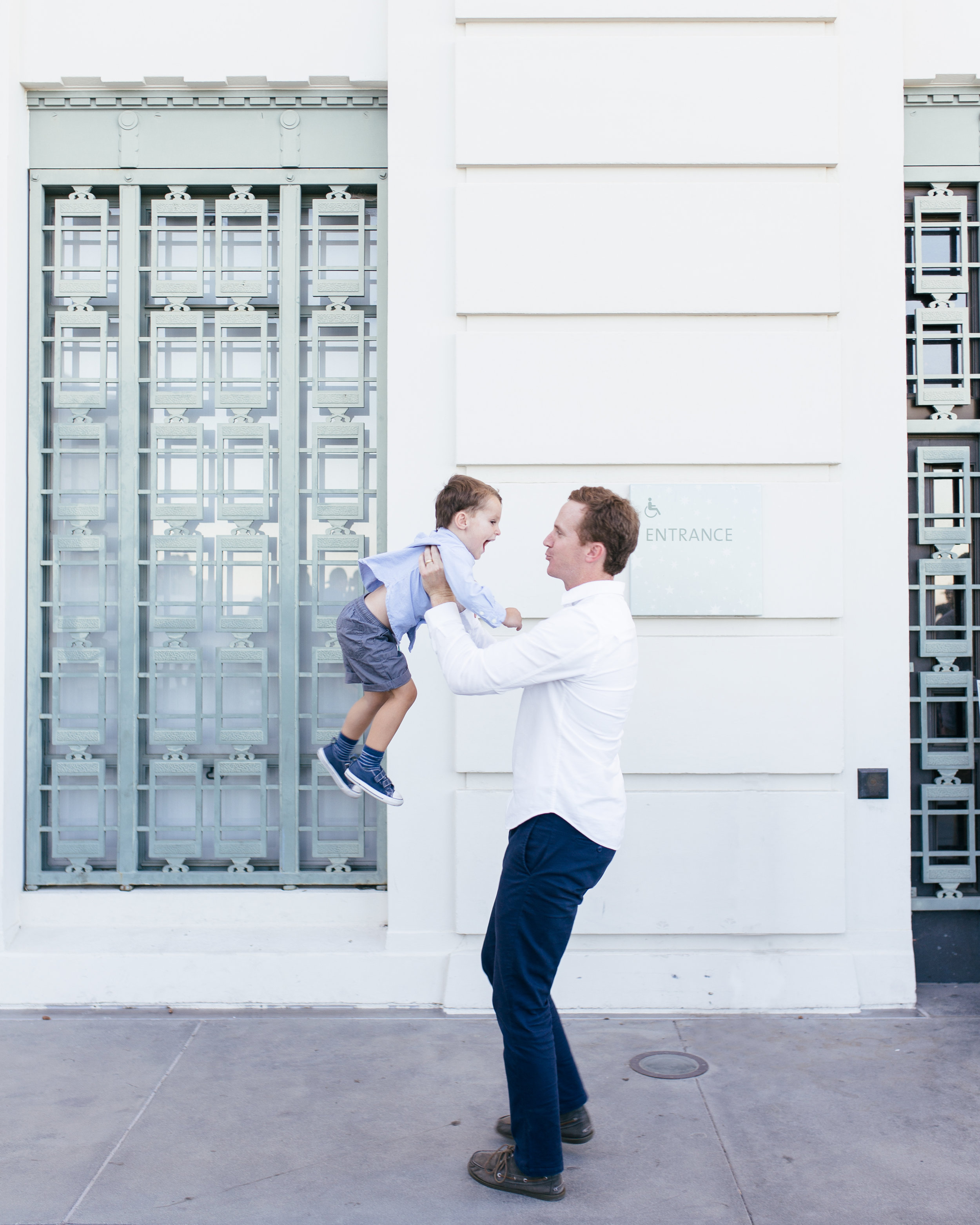 southern california family photo session