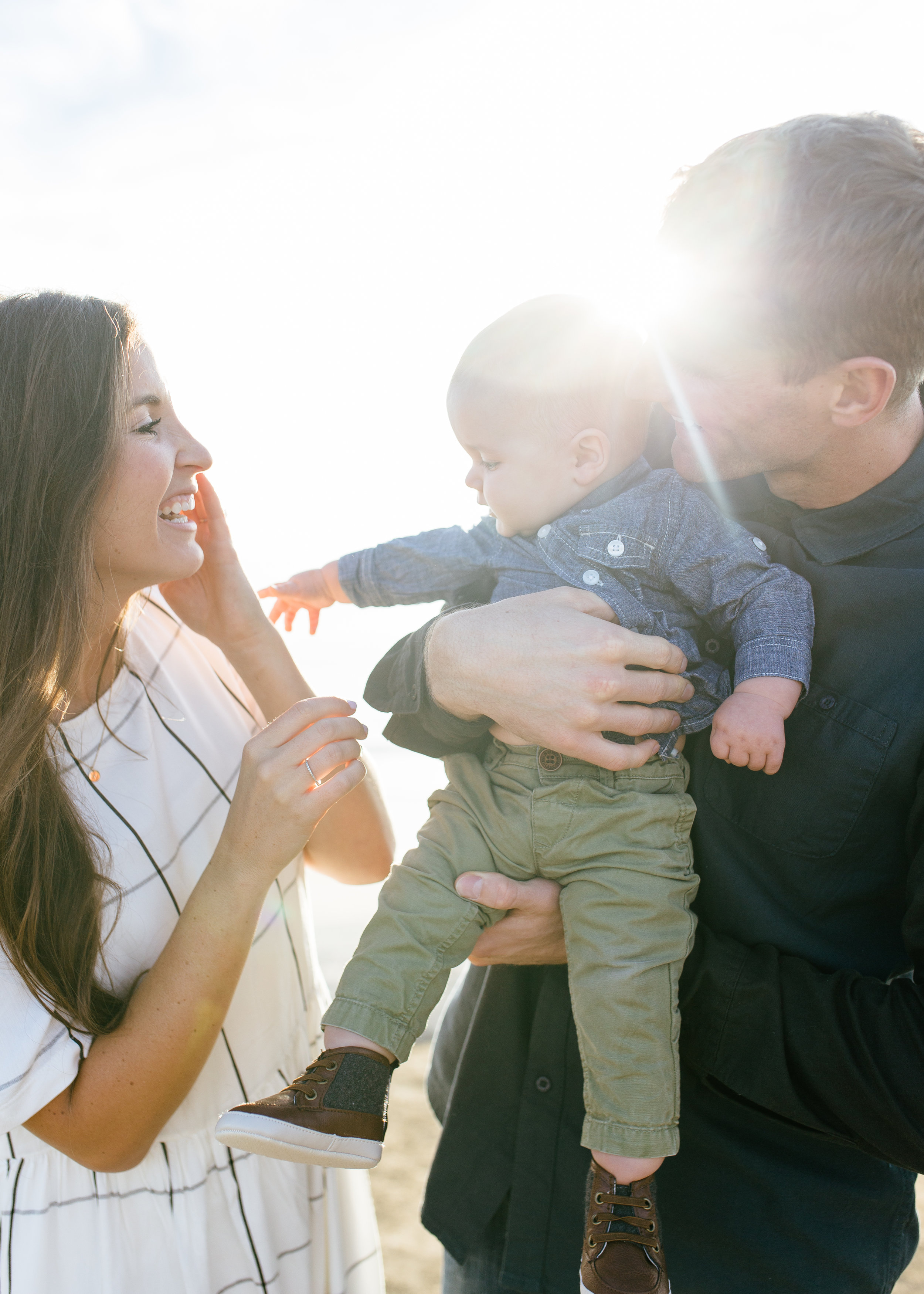 southern california family photography session