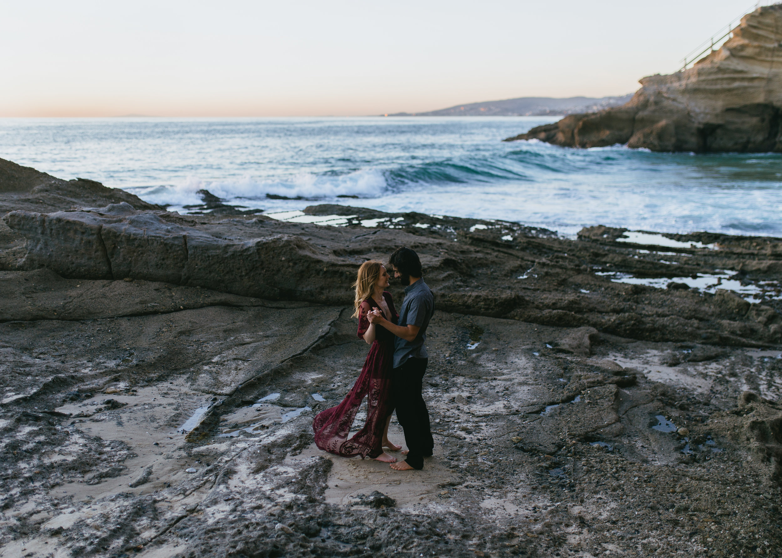 laguna beach california wedding photographer
