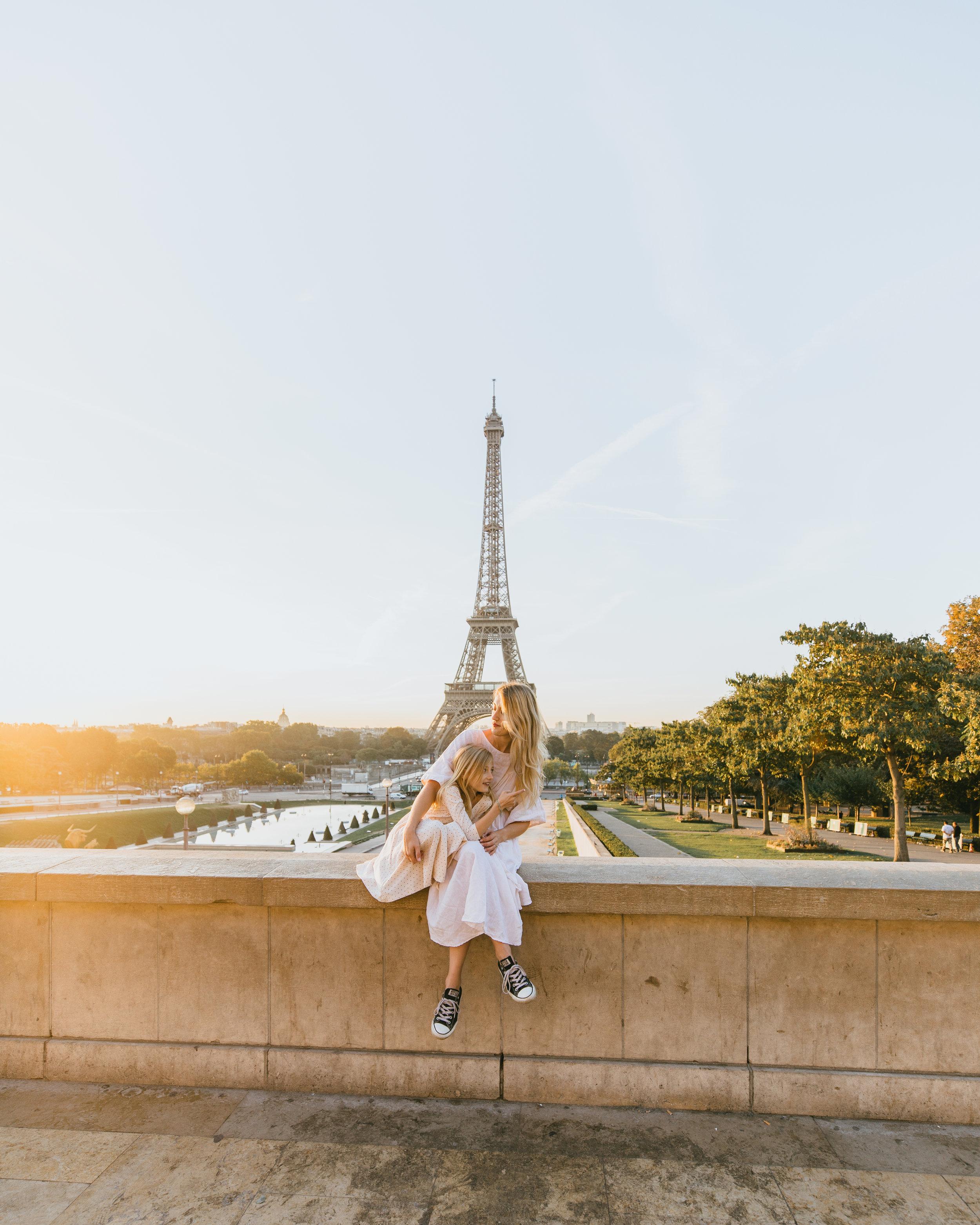 paris family photography session