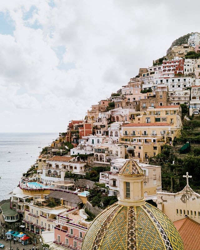 Postcards from Positano. 💙