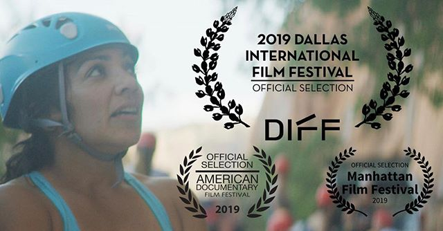 """Happy to announce TO BE IN MOAB will be playing at the Dallas International Film Festival @dallasiff2019 @dallasiff! """"You gotta want to live"""" @riserecoverlive #officialselection #documentary #texas #diff #riserecoverlive #thephoenix #outdoors"""