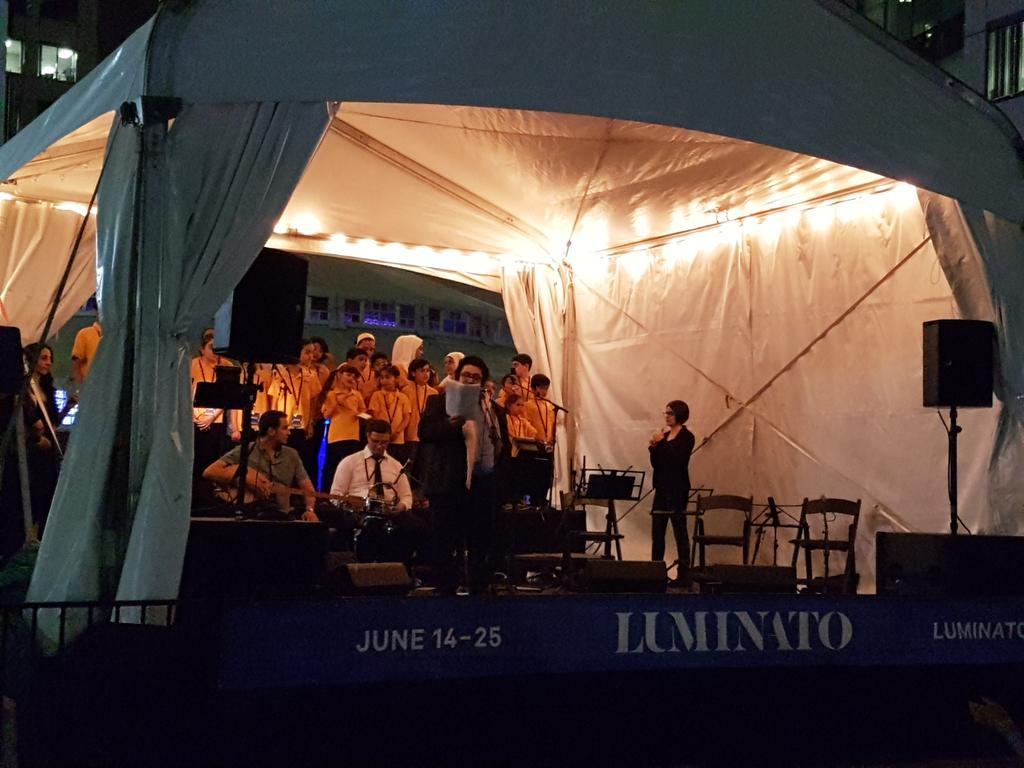 June 19 2017 Luminato Iftar Event