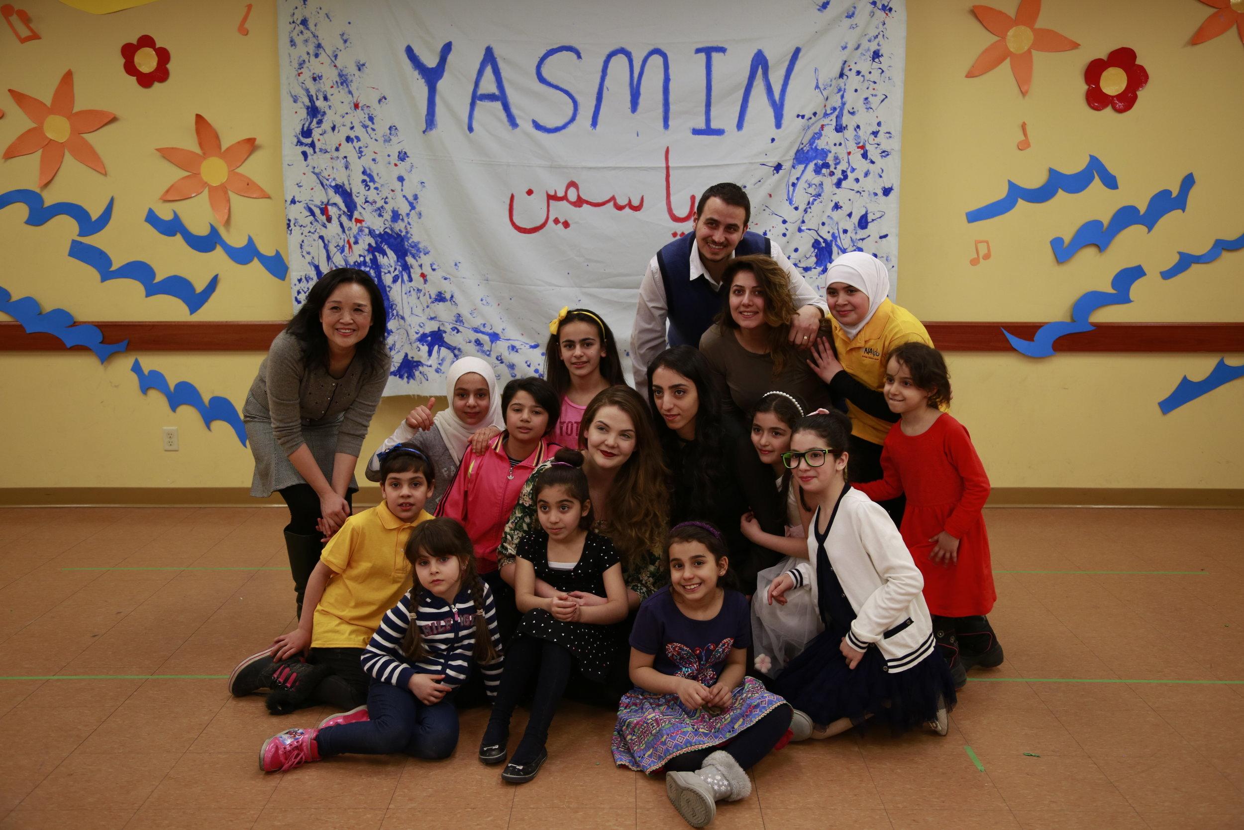 """March 17 2017, Nai Musical """"Yasmin"""""""