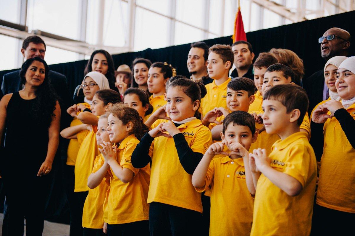 Dec 9 2016, Citizenship Ceremony at Toronto Pearson