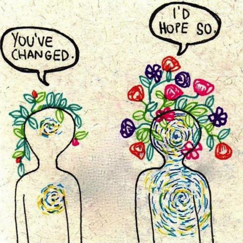 Change is inevitable…