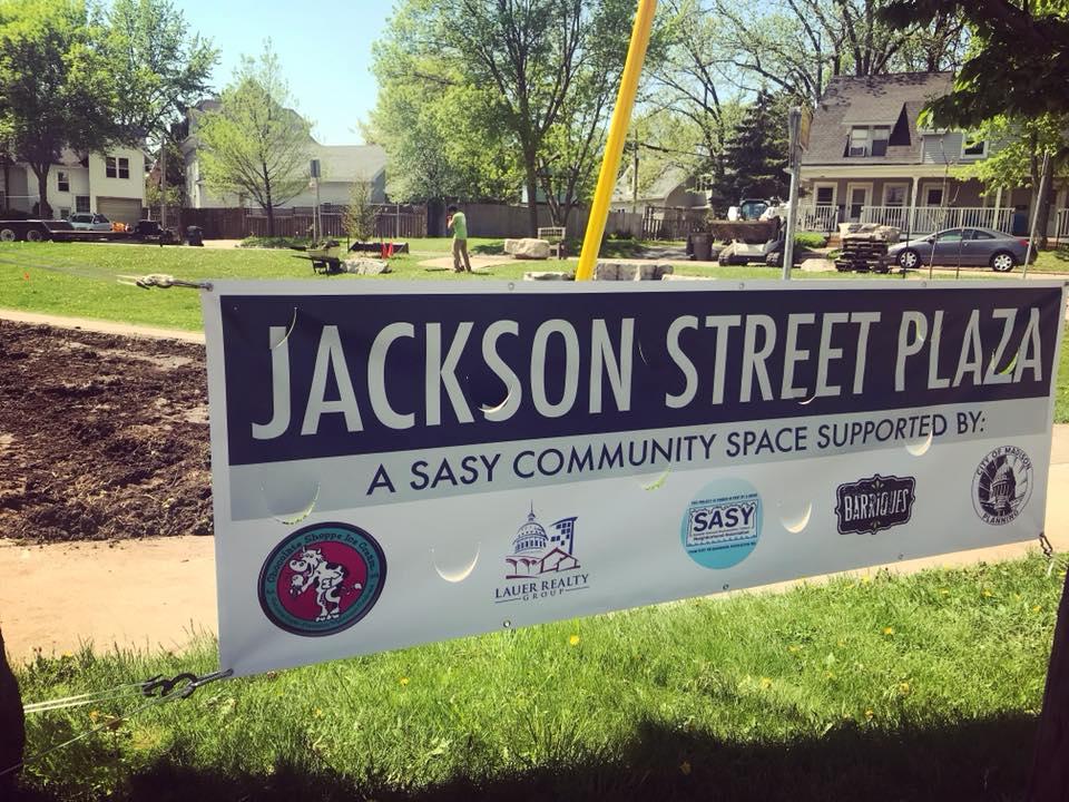 photo courtesy of jackson street plaza facebook group