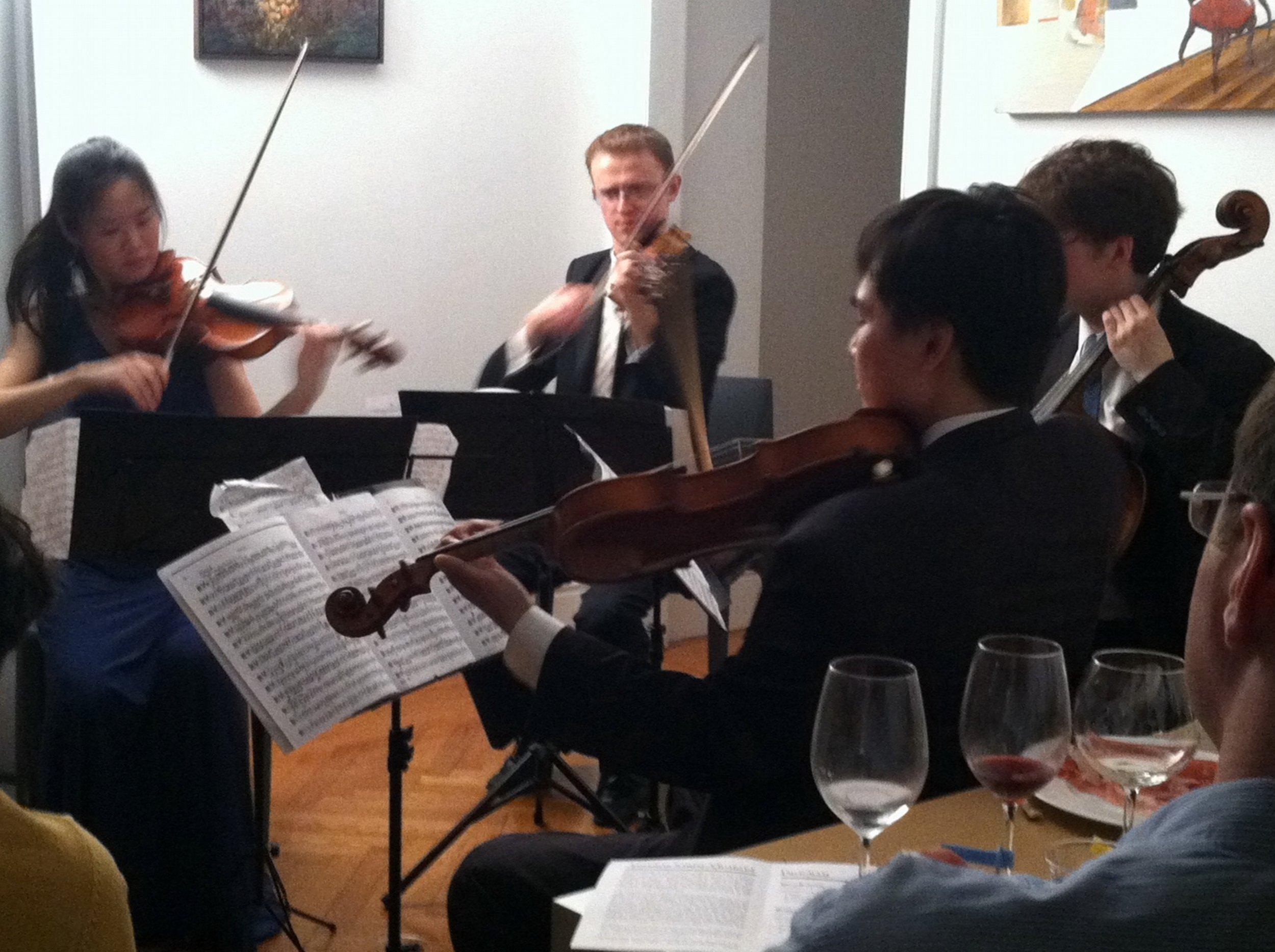 String quartets -