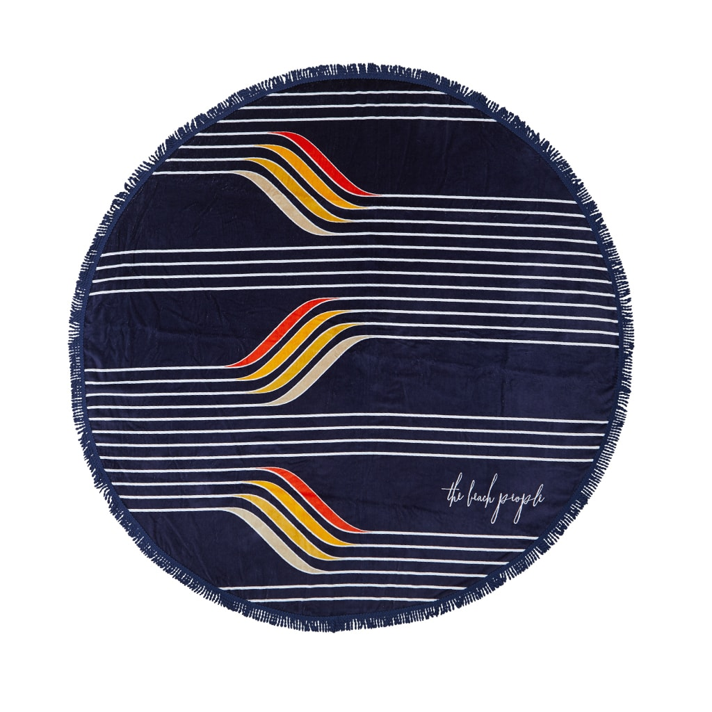 Starboard Round Towel   Australian Store    International Store