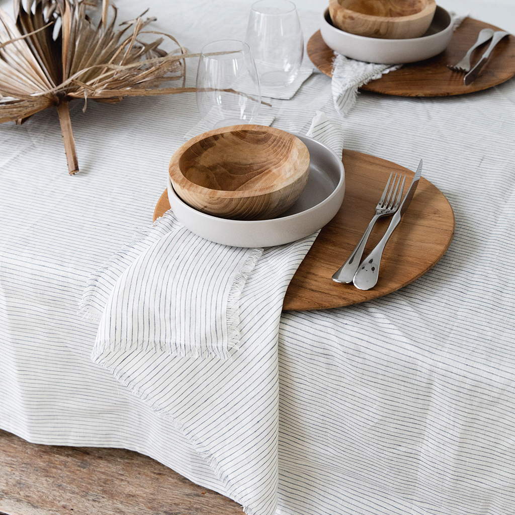 Linen Tablecloth  Sold out in Australia   International Store