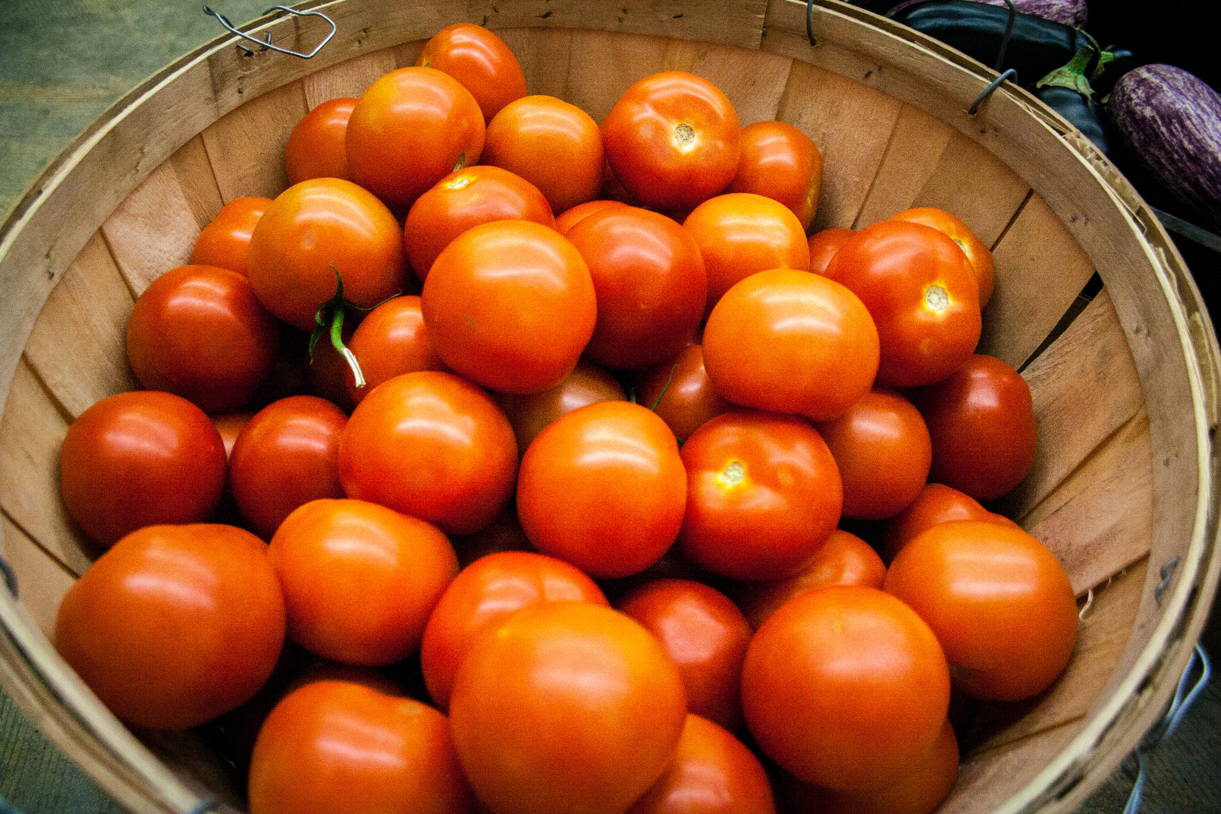 Imperfect tomatoes