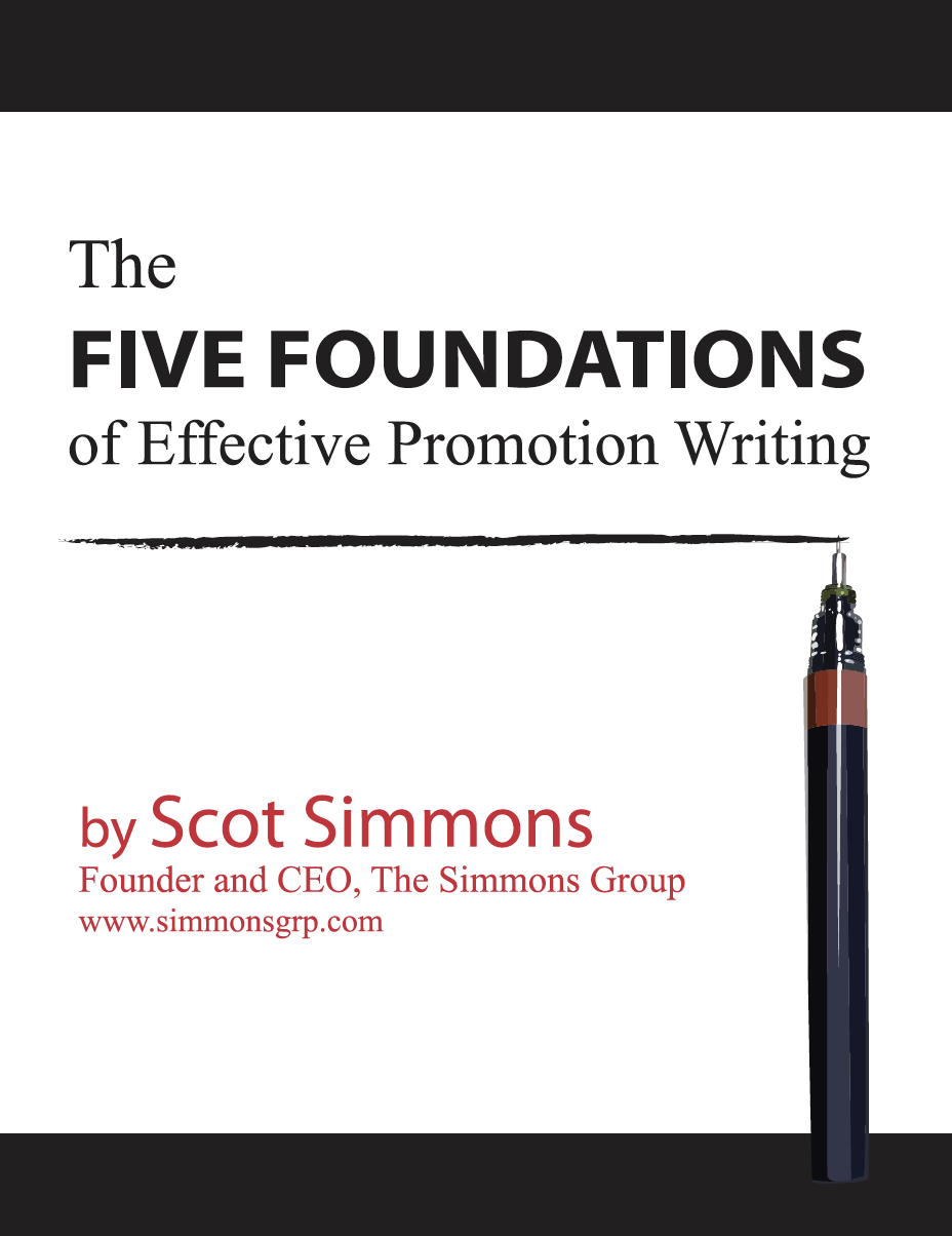 Five Foundations of Effective Promotional Writing