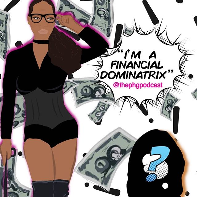 Episode 31: I'm A Financial Dominatrix is LIVE! On this week's episode, I had the pleasure of interviewing a financial dominatrix! Yes, you read that right! She explains what a financial dominatrix is, how she gets money from her pay pigs aka her clients, and her first time throwing her first swingers party.Click the link in my bio to listen now! Available on all major streaming podcast platforms!