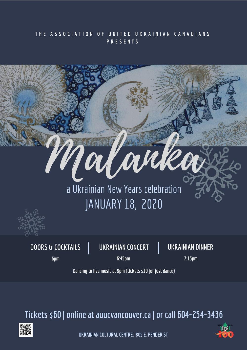 Malanka Jan 18