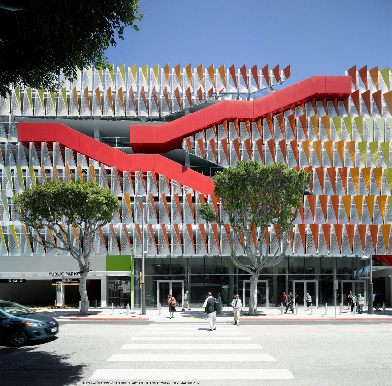 Parking Structure #6