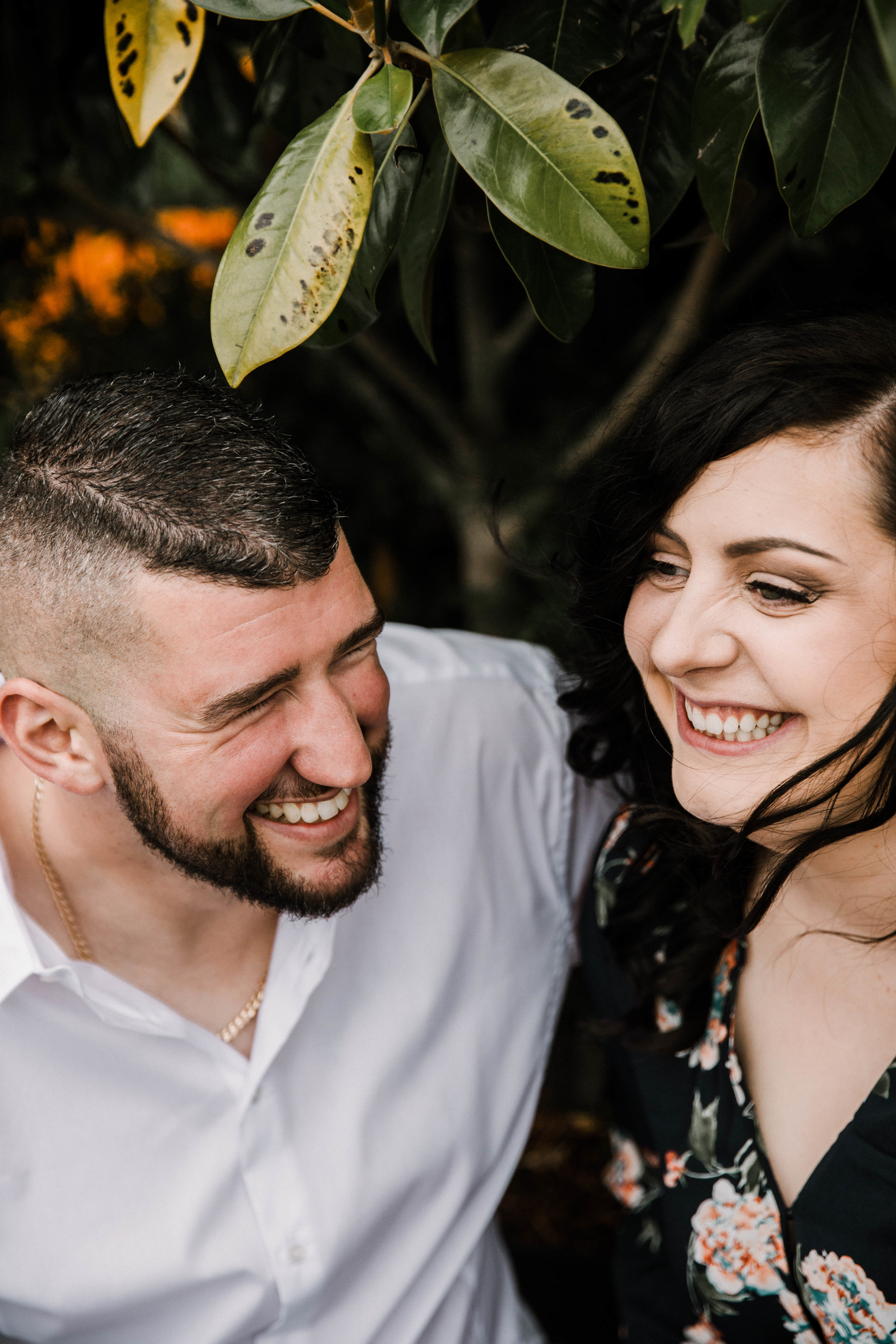 First ever engagement shoot