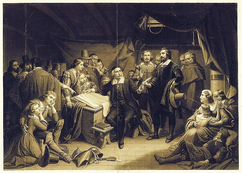 The Mayflower Compact - Coming 2020The Law Library of Congress will mark the 400th anniversary of The Mayflower Compact, the agreement by which settlers at New Plymouth, calling themselves Pilgrims,formed a new civil body politic in America –