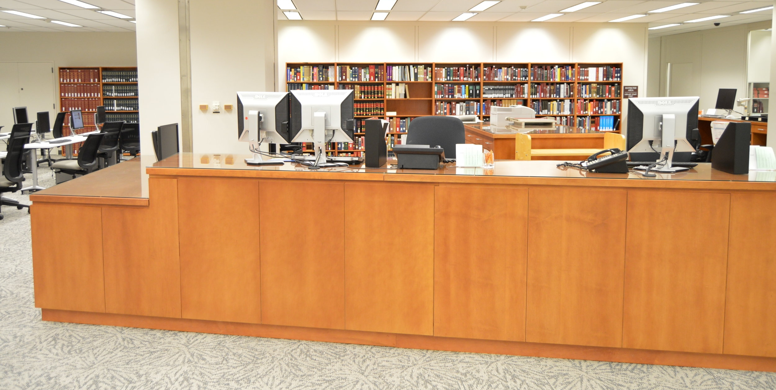-    Whether you plan to visit the Law Library Reading Room to conduct research or attend an event or tour, the Law Library encourages you to prepare for your visit by reviewing the Library's information, policies and procedures.