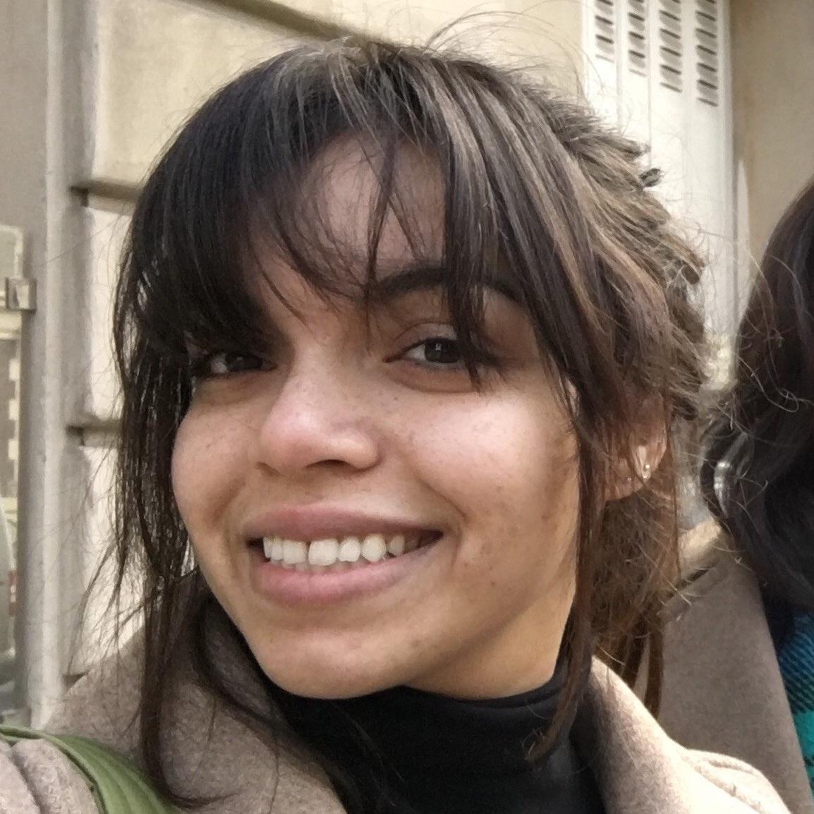 Luisa Ocampo -  Community Engagement/Events Intern