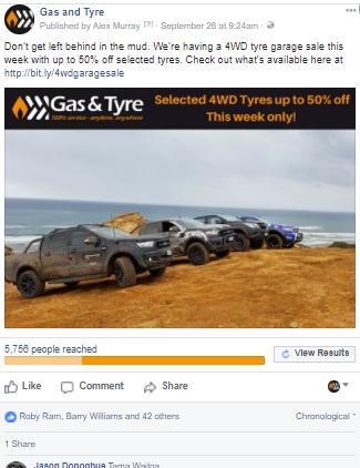 small business facebook marketing new zealand