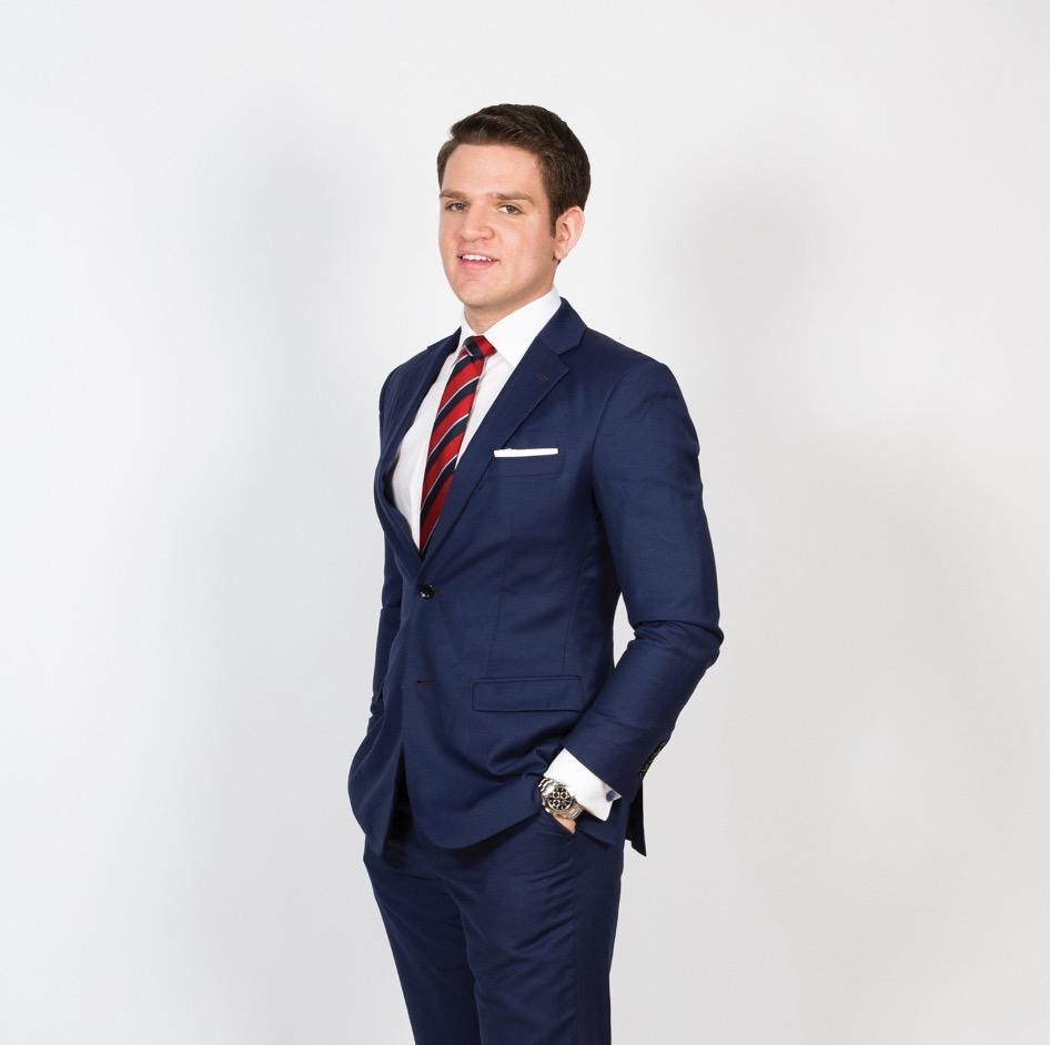 Alessandro G.A Potsios | 北美(美东、巴哈马)合伙人   欧洲花旗银行创始家族  TIR Europe基金创始人家族  美国纽约顶点有限公司创始人