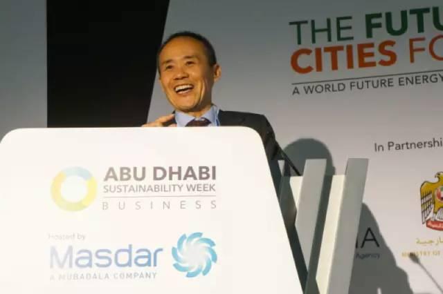 万科集团董事长 王石 先生在峰会上的精彩发言