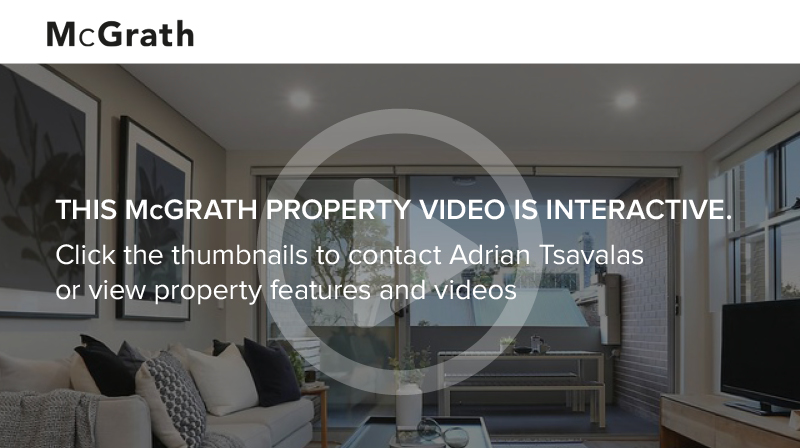 Click the image above to watch the McGrath interactive property video for 4/60 Hutchinson Street, St Peters.