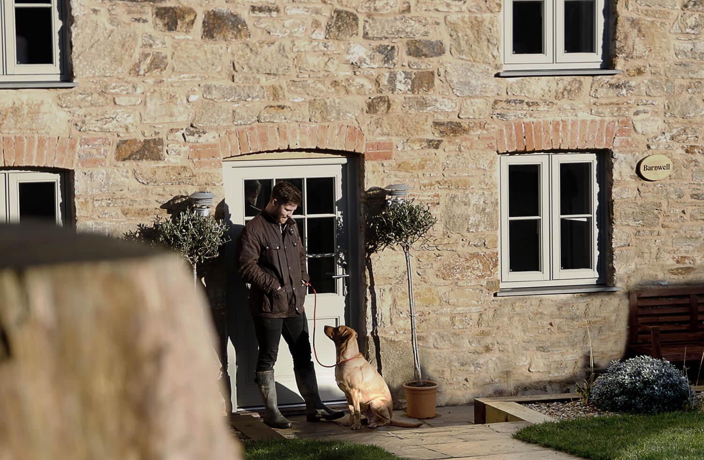 Dog Walks Cornwall