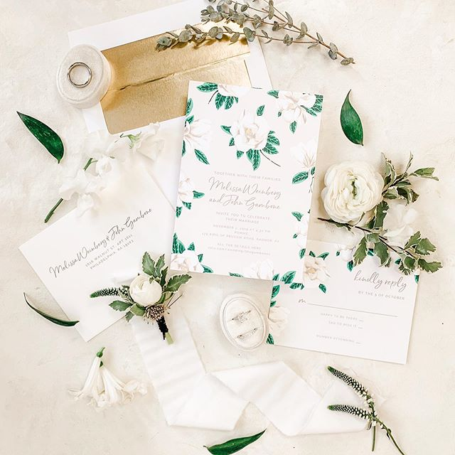 We love working with our frendors!! Especially when they supply us with the prettiest blooms for our brides flatlays 🌿#philadelphiaweddingphotographer #phillybride #weddingphotography #canonweddingphotography #flatlay #weddingflats #weddingdetails #weddingstationary #invitations #floral #winterweddinginspiration #philadelphiabride #philadelphiaweddingmagazine #phillyinlove