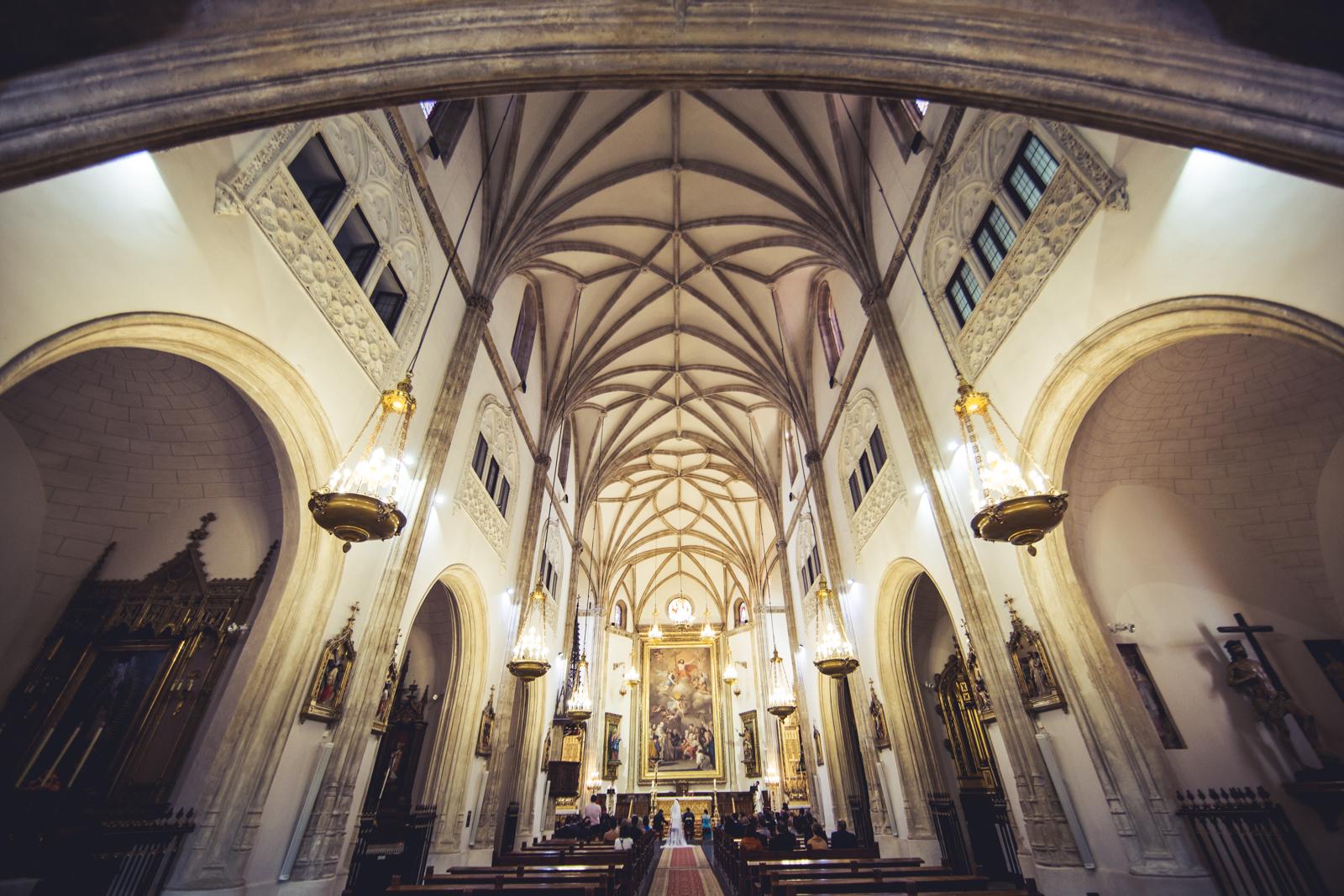 Iglesia San Jerónimo El Real